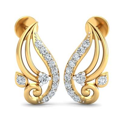 Dashiell Diamond Earring
