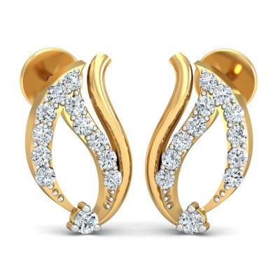 Dowood Diamond Earring