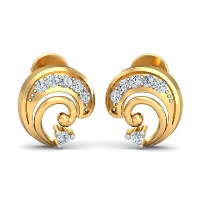 Dederick Diamond Earring