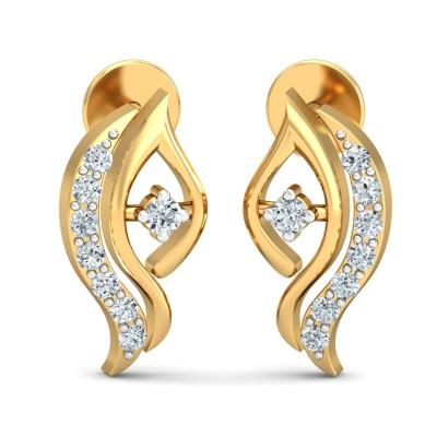 Deimos Diamond Earring