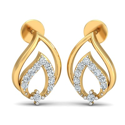 Delaiah Diamond Earring