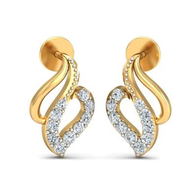 Didymus Diamond Earring