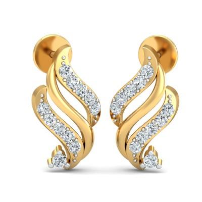 Dickie Diamond Earring