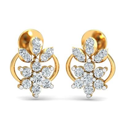 Diederick Diamond Earring