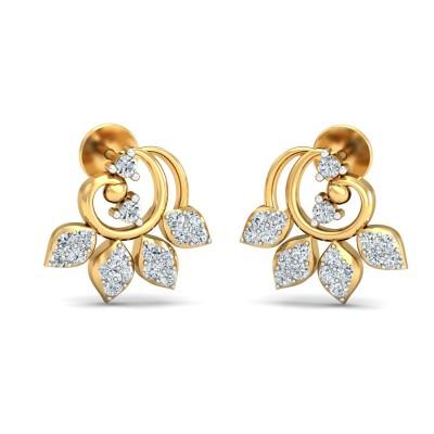 Dietfried Diamond Earring