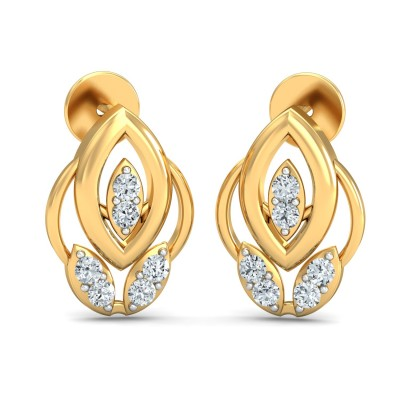 Dietlinde Diamond Earring