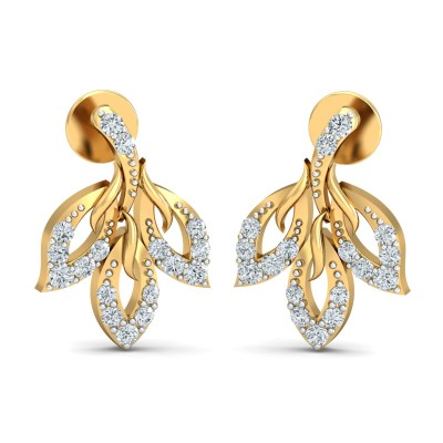 Alyona Diamond Earring