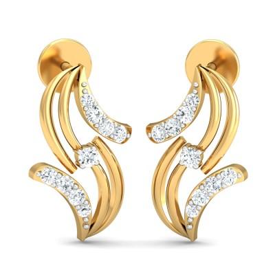 Dietmer Diamond Earring