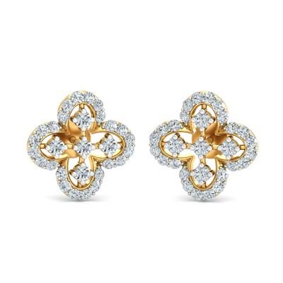 Crawford Diamond Earring