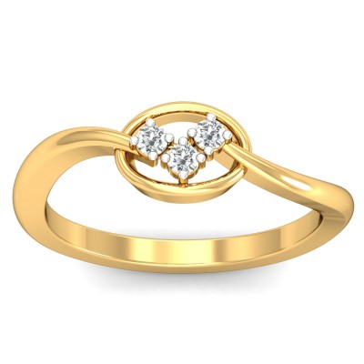 Brooklyn Diamond Ring