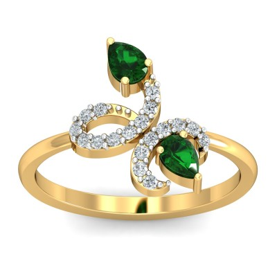 Aashvi Diamond Ring