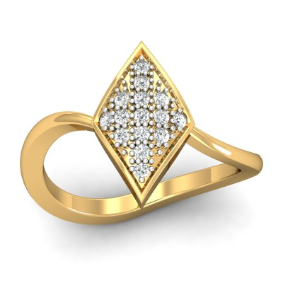 Locklyn Diamond Ring