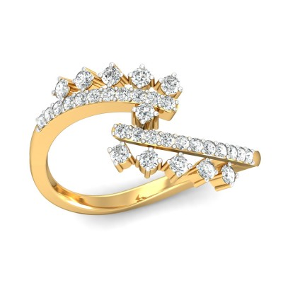 Baize Diamond Ring