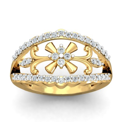 Bernadette Diamond Ring