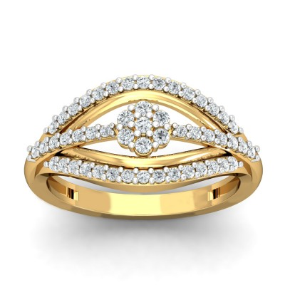 Bertrice Diamond Ring