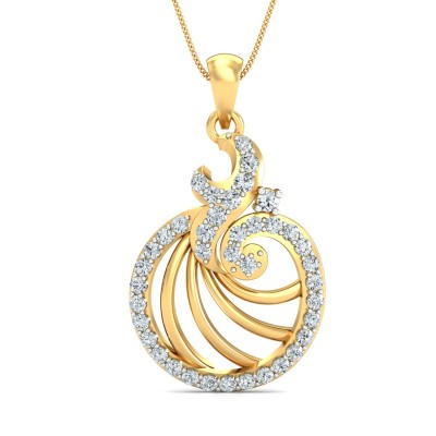 Halcione Diamond Pendant