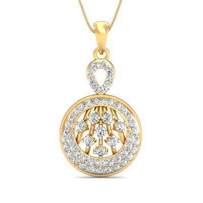 Halston Diamond Pendant