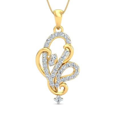 Iakopa Diamond Pendant