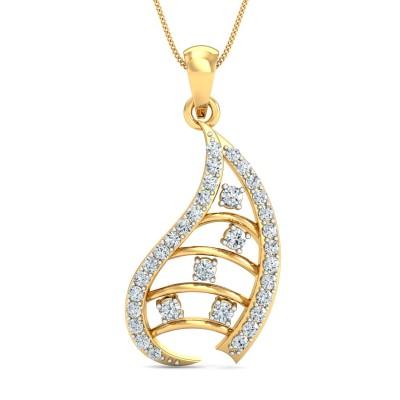 Iara Diamond Pendant