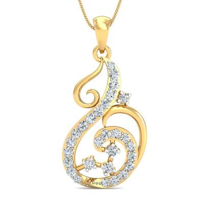 Idelfia Diamond Pendant