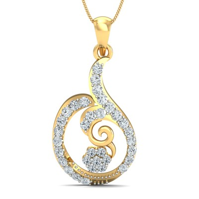 Jadira Diamond Pendant