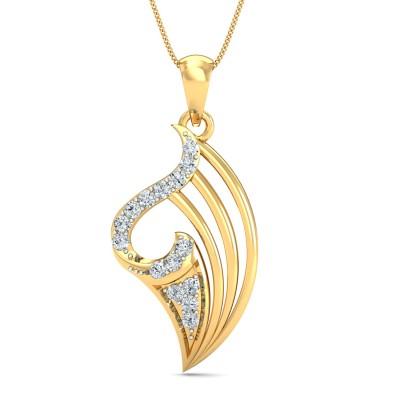 Jadeane Diamond Pendant