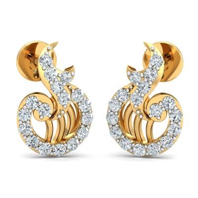 Halcione Diamond Earring