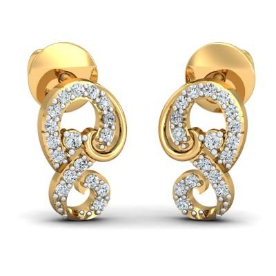 Hanako Diamond Earring