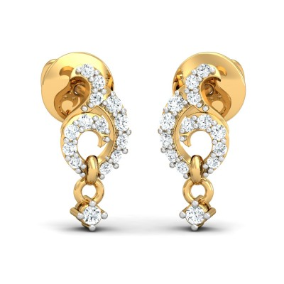 Ianthina Diamond Earring