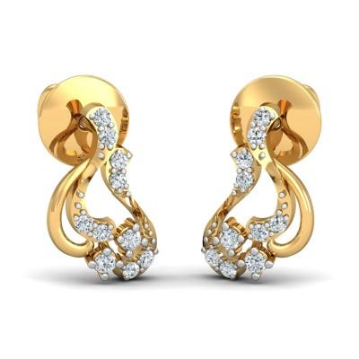 Ichabod Diamond Earring
