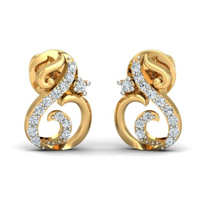 Idelfia Diamond Earring
