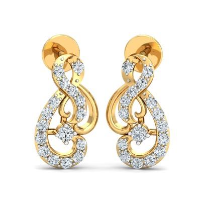 Iggie Diamond Earring