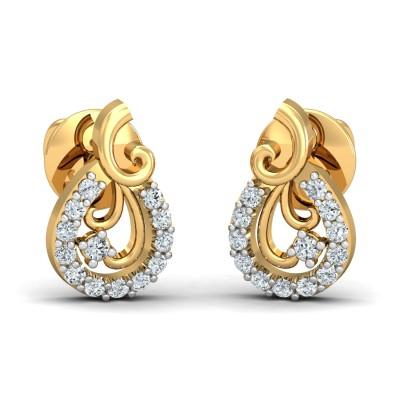 Ignacia Diamond Earring