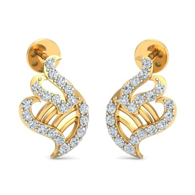 Jadynn Diamond Earring