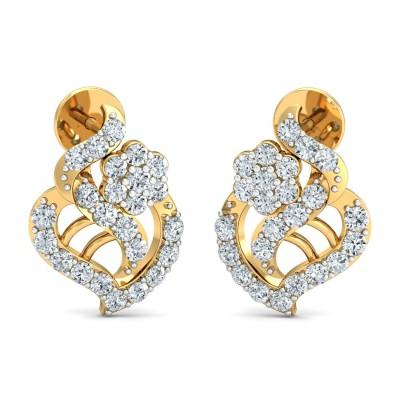Jacobine Diamond Earring