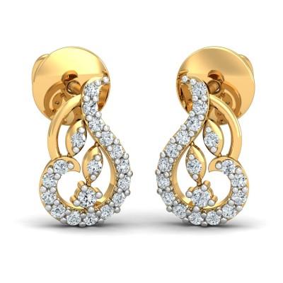 Jaiden Diamond Earring
