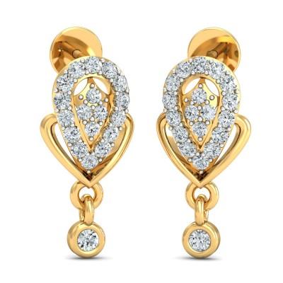 Demyan Diamond Earring
