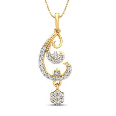 Ieashe Diamond Pendant