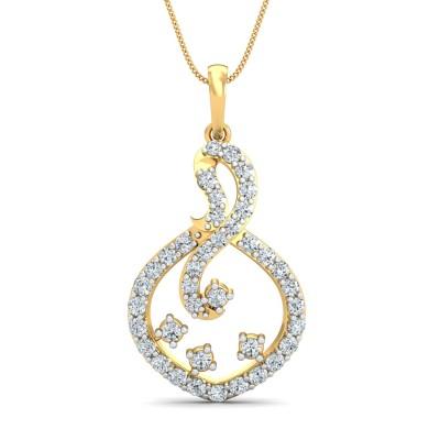 Ifigenia Diamond Pendant