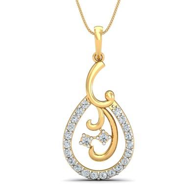 Ignacia Diamond Pendant