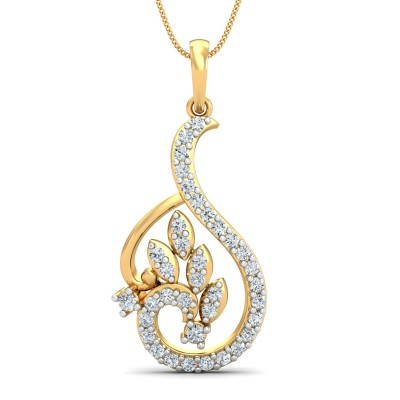 Jaiden Diamond Pendant