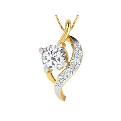 Zachava Diamond Pendant