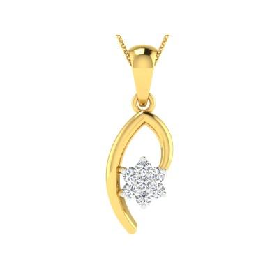 Zafira Diamond Pendant