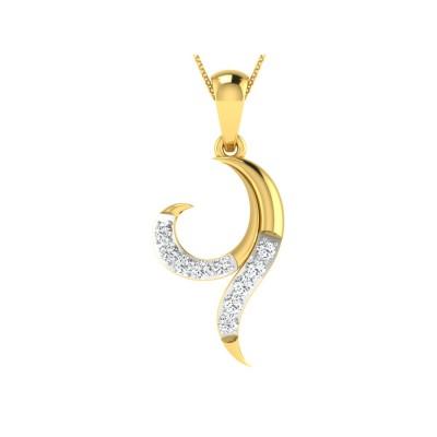 Zaharit Diamond Pendant