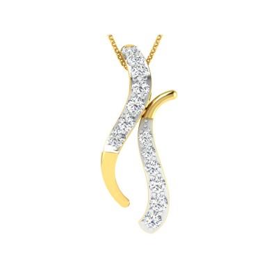 Zaliki Diamond Pendant