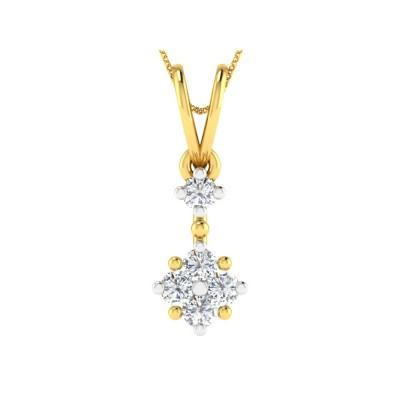 Zaley Diamond Pendant