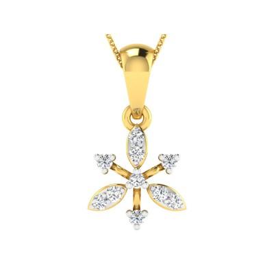 Zandi Diamond Pendant