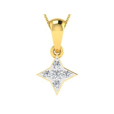 Zandra Diamond Pendant