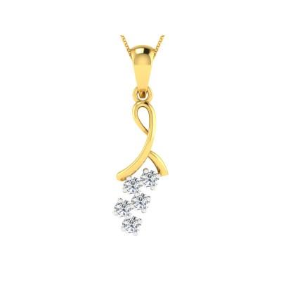 Zathura Diamond Pendant