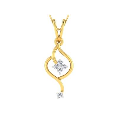 Zaynabu Diamond Pendant